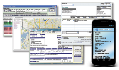 FastPace Software - Designed Exclusively for The Roll Off